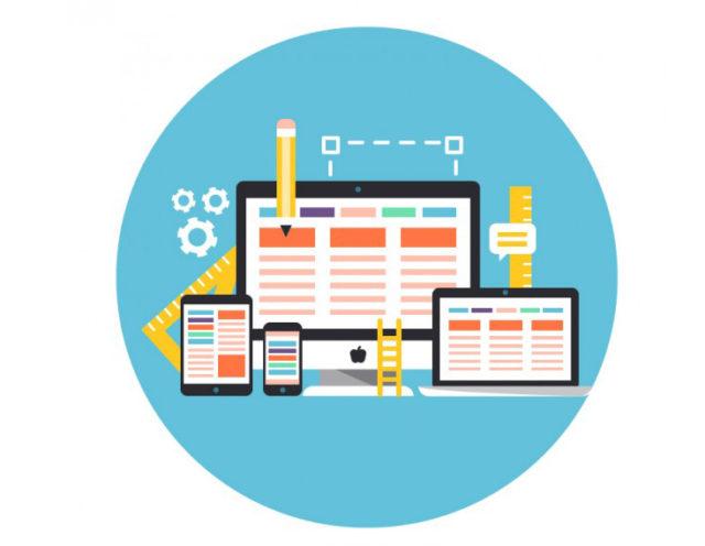 icono de responsive web design